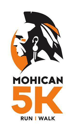 Logo for Mohican 5K race