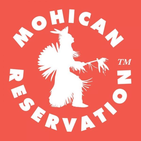 Red logo for Mohican Reservation Campground